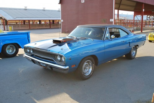 1970 426 Hemi Road Runner; Photo copyright by Amber Renee