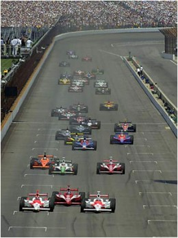 The Month of May is Indy 500 Time!