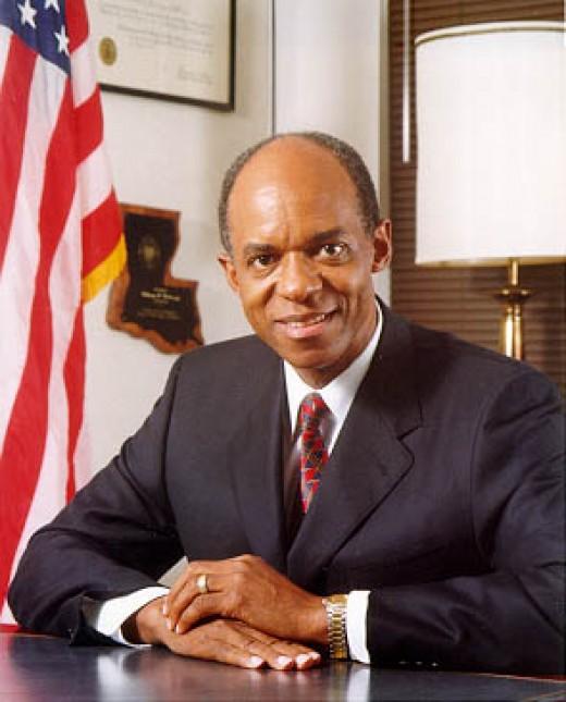 Congressman William Jefferson--$100k in cash found in his home freezer, under investigation, not charged.