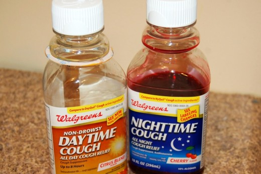 Still no work and still coughing at an insane level, but I did score a 2-pack of cough syrup on sale today. That somewhat eased the pain.