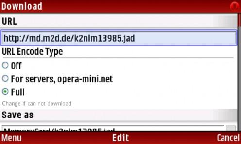 6) CLICK on jad URL then DELETE the http-colon-stroke-stroke then save it to the MULTI-CLIPBOARD