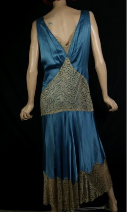 Vintage 30's Prom Dress