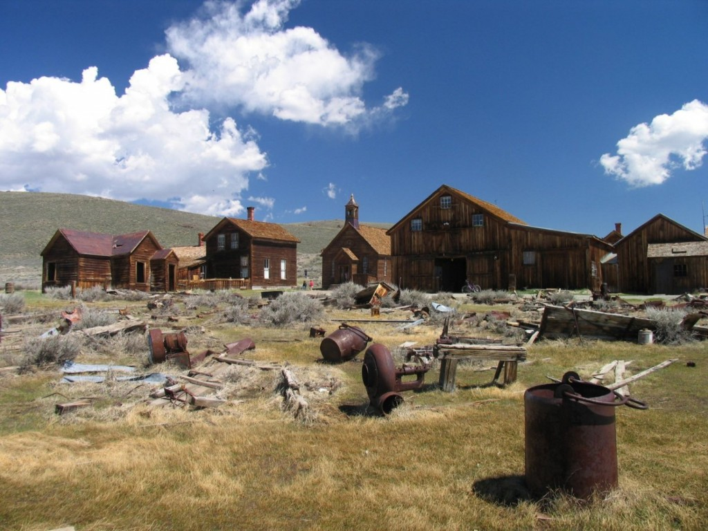 Ghost Towns And Abandoned Settlements