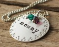 Introduction to Hand Stamped Jewelry