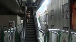 To Asok Platform Mo Chit Line