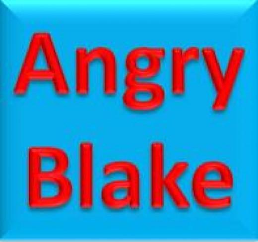 Angry Blake