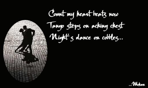 Haiga: Tango
