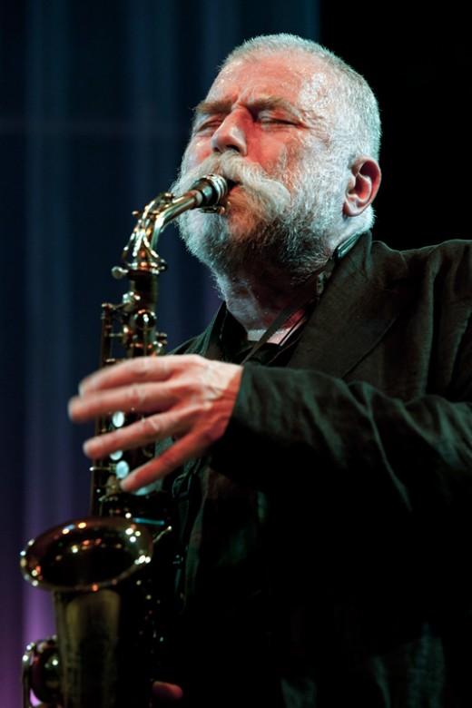 Peter Brtzmann 2010