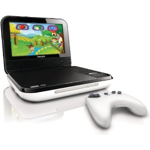 Buy a portable dvd player for kids - Philips dvd player