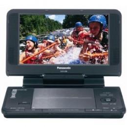 Buy a portable DVD player for kids - Panasonic DVD player