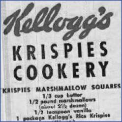 Rice Krispies Treats: A Childhood Favorite