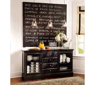 Modular Chalkboard
