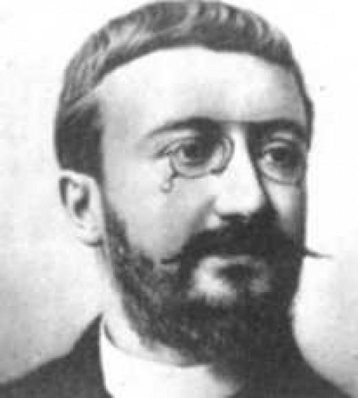 Alfred Binet 1857-1911