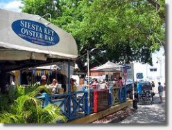 After a great day at the beach Siesta Key Village is the place to go!
