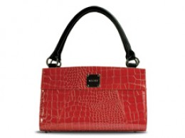 Elle Red Miche Shell