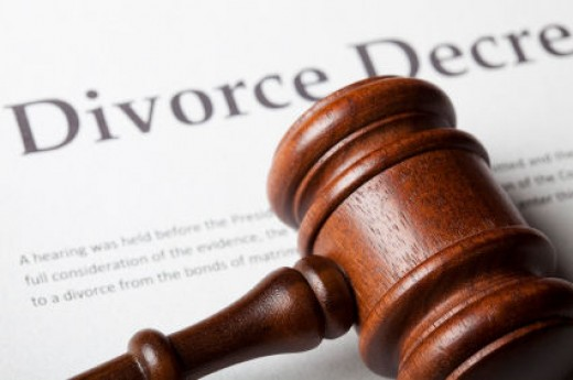Divorce process Attorney at law