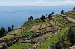 Taquile Island, Lake Titicaca, Peru. Photo by Emmanuel Dyan (flickr)