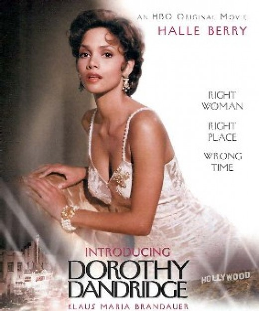 Berry was a good fit for the Dandridge role
