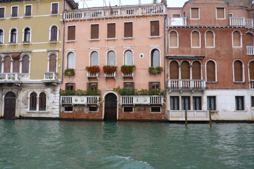 A normal scene in Venice