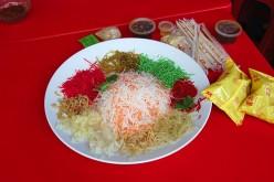 Yusheng: Singapore's CNY Delicacy