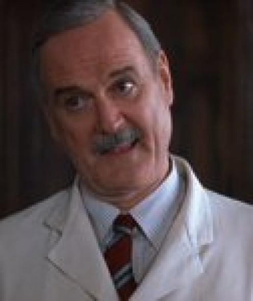 John Cleese as Q