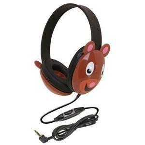 Califone Kids Headphones - Bear Design