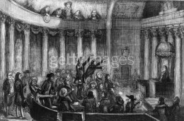 The House of Representative debates ending the Gag Rule, 1836