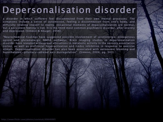 naltrexone for depersonalization