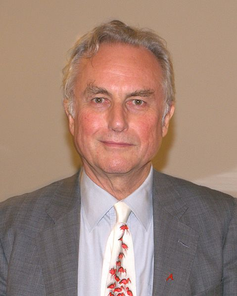 Photo portrait of Richard Dawkins (2010), the self-avowed atheist, at Cooper Union in New York City.