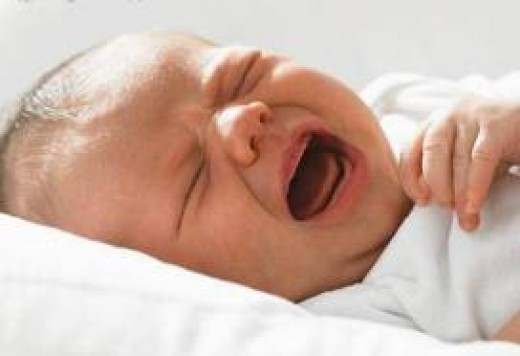 Do you have a colicky baby?  Try Wellements Gripe Water for colic.