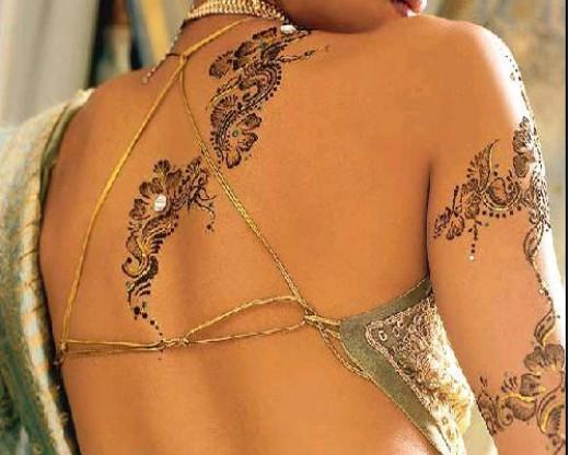 good henna tattoo ideas.