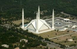 The Shah Faisal Mosque
