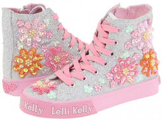 Lelli Kelly - High Tops