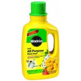Miracle-Gro 1001501 All Purpose Liquid Plant Food - 32 oz