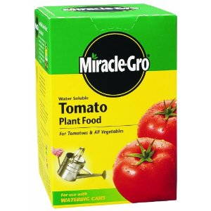 Miracle-Gro 2000421 Tomato Plant Food - 1.5 Pound