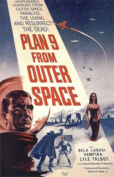 Follow the tips on HubPages and your blogs and Hubs will be much better than Plan Nine From Outer Space, the poorly written cult film.
