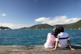 Take a romantic respite
