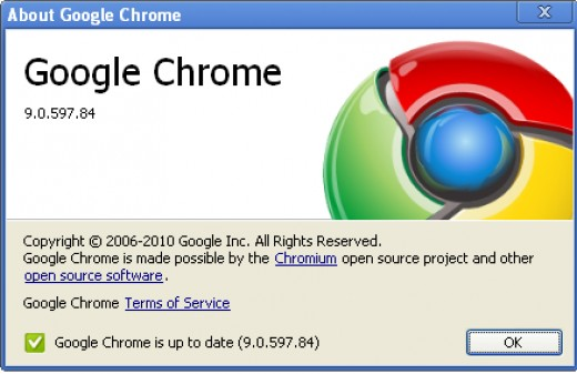 About Chrome