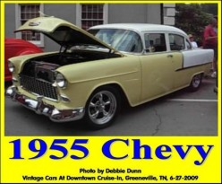 Ask DJ Lyons: 1955 Chevy