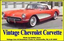 Ask DJ Lyons: Vintage Chevrolet Corvette