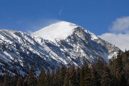 Quandary Peak: 14,265 feet