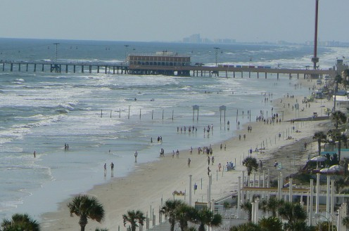 Daytona Beach Pier