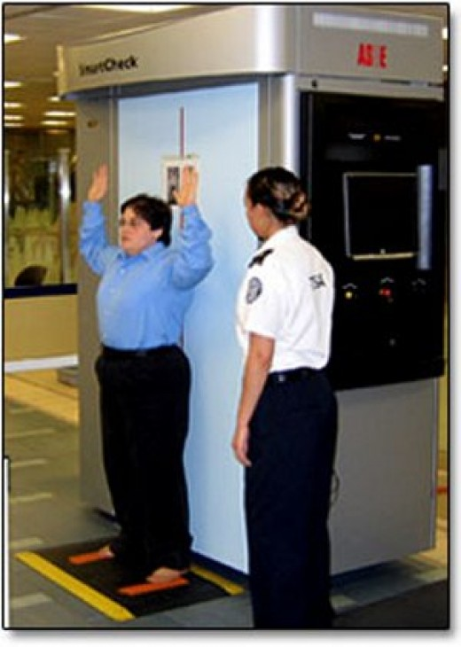 By now, many of us who use airports, are familiar with this invasive machine and the many controversies surrounding it.