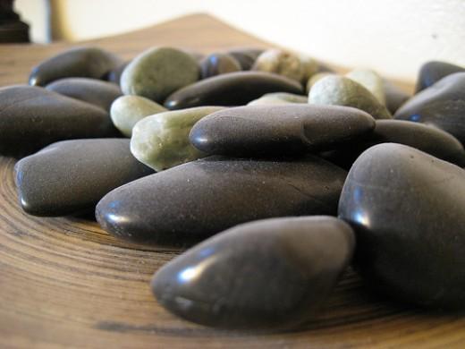 zen rocks..