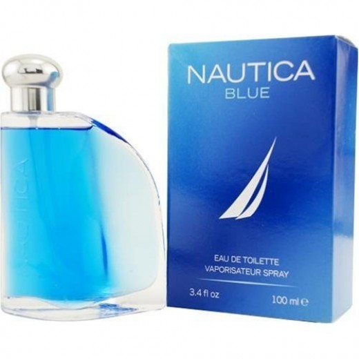 NAUTICA BLUE For Men By NAUTICA Eau de Toilette Spray