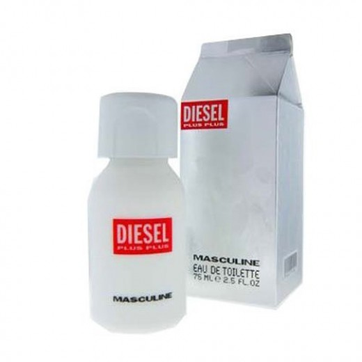 Diesel Plus Plus By Diesel For Men. Eau De Toilette Spray 2.5 Oz.
