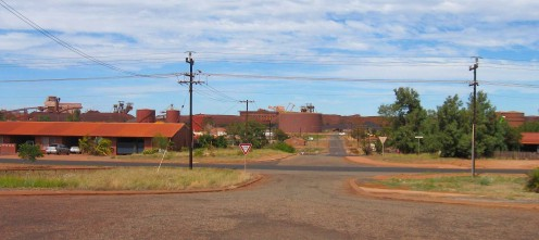 The charms of Port Hedland are not immediately obvious