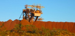 The culprit - iron ore