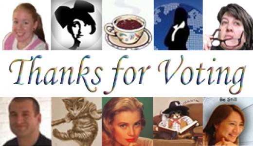 Maddie Rudd, Simone Smith, KoffeeKlatch Gals,Patty Inglish,Zuezsy Bee,Jason Menayan, RedElf, Ladyjane1, Enelle Lamb, Ripplemaker