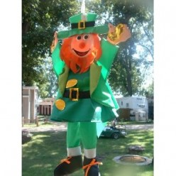 Get Ready for St. Patrick's Day with Leprechaun Decorations!